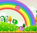 Игра Радужные пузыри
