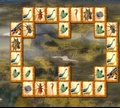 Игра Маджонг: Время жинозавра