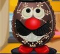 Игра Украсить шоколадное яйцо