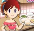 Игра Кухня Сары: Буриттос