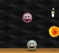 Игра Убегающие мячи