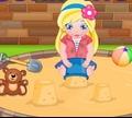 Игра Забота о малышке Софии