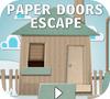 Игра Бумажные двери