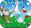 Game Oggy around the planet