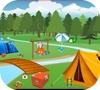 Игра Отдых на природе: Найди отличия