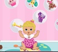 Игра Детские пузыри