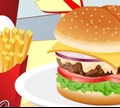 Игра Вкусный вкусный гамбургер