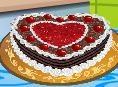 """Игра Кулинарный класс Сары: Торт """"Черный лес"""""""