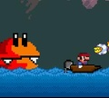Игра Супер Марио: Золотая лодка