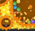 Игра Падение пузырей