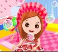Игра Пузыри: Одеть ребенка