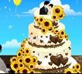 Игра Красивый торт на свадьбу