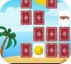 Игра Загадочные тропические карточки