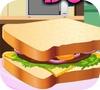 Game Club Sandwich Decoration