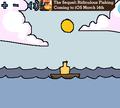 Игра Суровая рыбалка