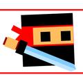 Игра Ниндзя: Черный Бит