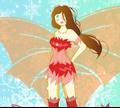 Игра Наряд для девушки-бабочки