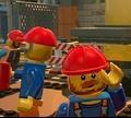 Игра Фильм про Лего: найди разницу