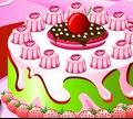 Игра Декор торта ко Дню Рождения