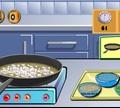 Игра Кулинарное шоу: Жареная курица с рисом