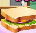 Игра Украшение для сендвича