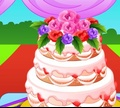Игра Эксклюзивный свадебный торт