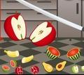 Игра Нарезать фрукты