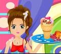 Игра Украсить мороженое