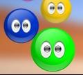 Игра Разноцветные пузыри