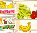 Игра Уборка в холодильнике