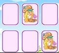 Игра Веселые карты с девушкой