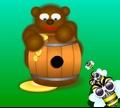 Игра Мед для медвежонка