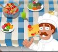 Игра Кусочек салата