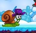 Игра Улитка Боб 6: Зимняя сказка