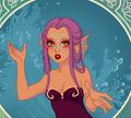 Игра Одевалка: Эльфийка