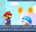 Игра Большое приключение Марио