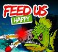 Игра Кровожадные пираньи: Счастье