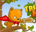 Игра Герой из домика на дереве