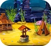 Game Fish castle escape