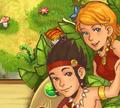 Игра Островное племя 5