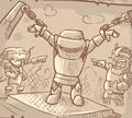 Игра Выбраться из подземелья