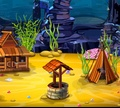 Игра Побег из замка рыб