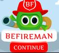 Игра Быть пожарником!