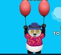 Игра Полет панды