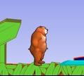 Игра Приключения большого медведя