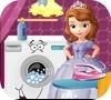 Игра Принцесса София: Глажка