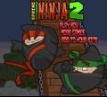 Игра Спринг Ниндзя 2