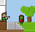 Игра Зомби в вашем дворе
