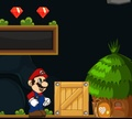 Игра Марио-минер