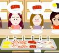 Игра Суши-Оиси